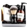 Nõberu Shaving Geschenkset für Männer, Sandalwood