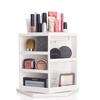 Shelas Versatile Rotating Cosmetic Organizer, Weiß