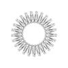 Invisibobble 3 Traceless Hair Rings, Chrome Sweet Chrome
