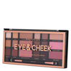 Profusion Cosmetics Eye & Cheek Artistry Palette