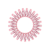 Invisibobble 3 Traceless Hair Rings, Rose Muse