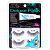 Ardell Double Pack 105 Black (2 pairs + applicator + glue)
