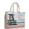 "Shelas große Strandtasche ""Beach Print"""