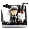 Nõberu Shaving Kit, Amber-Lime