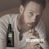 Seb Man The Groom Hair & Beard Oil 30ml