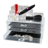 Cosmetic Organizer mit 3 Schubladen