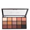 Makeup Revolution Re-Loaded Palette, Basic Mattes (15 x 1,1 g)