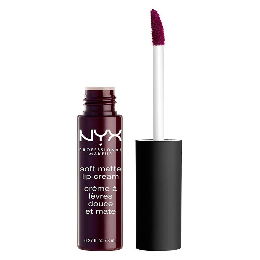 NYX Professional Makeup Soft Matte Lip Cream Lippencreme, Transylvania SMLC21