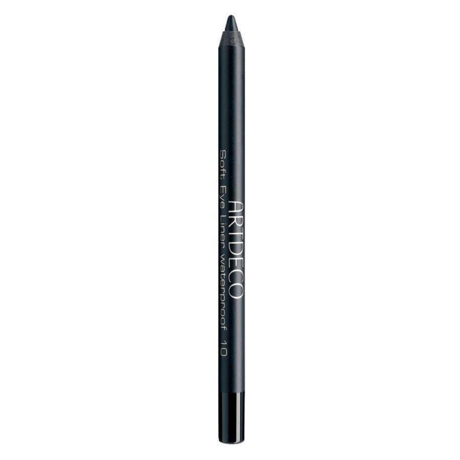Artdeco Soft Eye Liner Waterproof, #10 Black