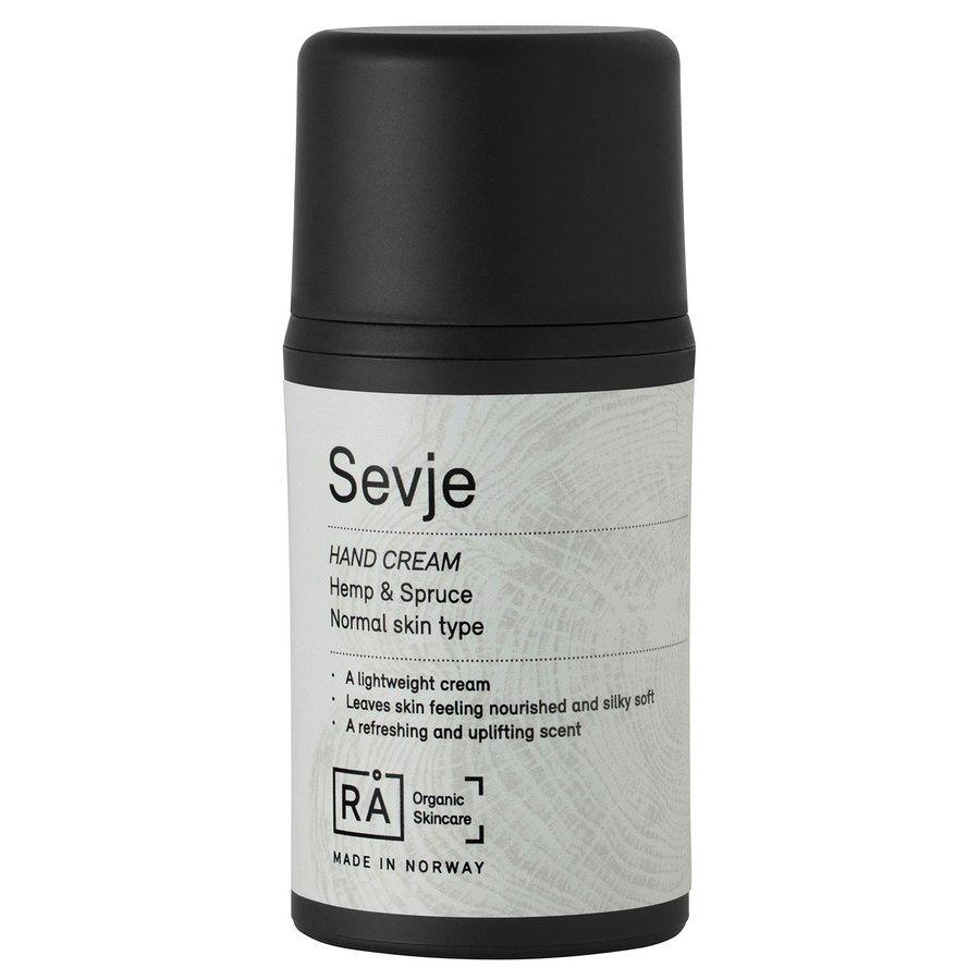 RÅ Organic Skincare Sevje Hand Cream (50 ml)