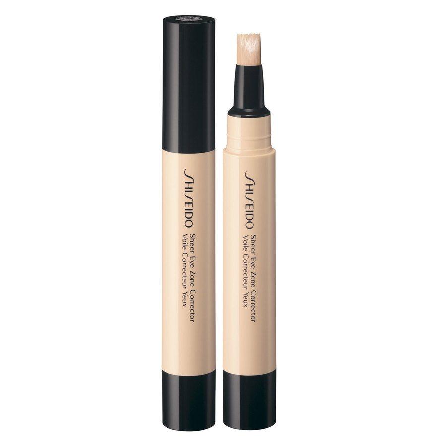 Shiseido Sheer Eye Zone Corrector, #105 Beige 3,8g