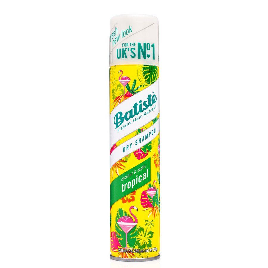 Batist Dry Shampoo Tropical (200 ml)