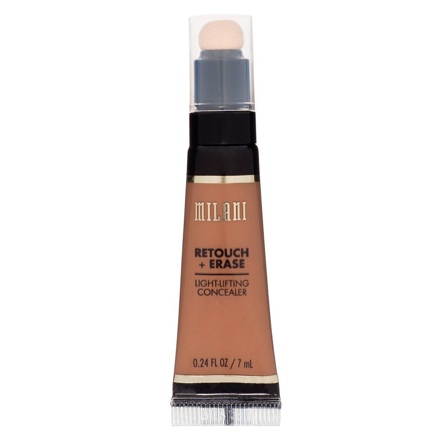 Milani Retouch + Erase + Light-Lifting Concealer, Bronze