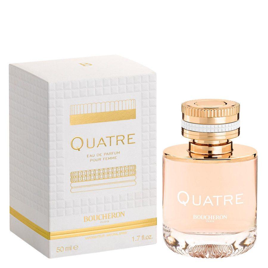 Boucheron Quatre For Her Eau De Parfume 50ml