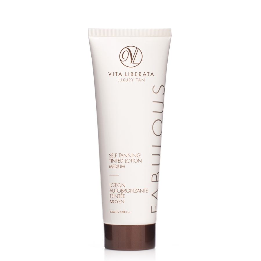 Vita Liberata Self Tanning Lotion Selbstbräuner (100 ml), Medium