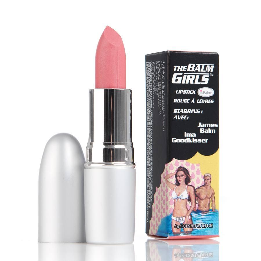 theBalm Girls Lipsticks, Ima Goodkisser Coral (4 g)