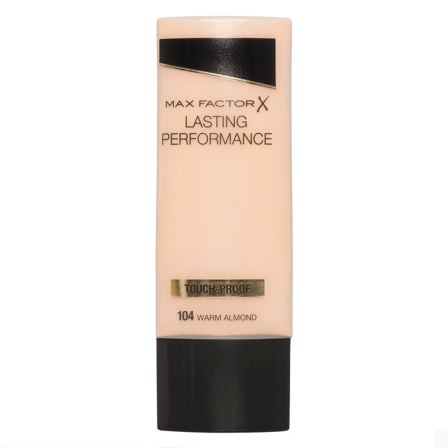 Max Factor Lasting Performance Foundation, 104 Warm Almond (35 ml)