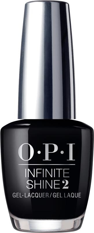 OPI Infinite Shine, Black Onyx (15ml)