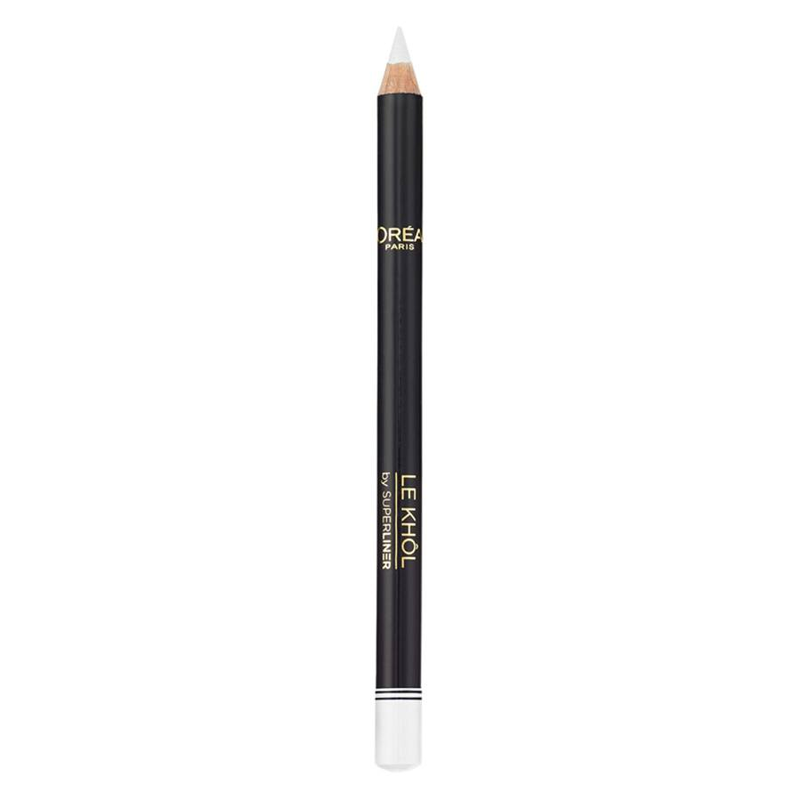 L'Oréal Paris Superliner Le Kohl Eyeliner, 120 Immaculate Snow (1,2 g)