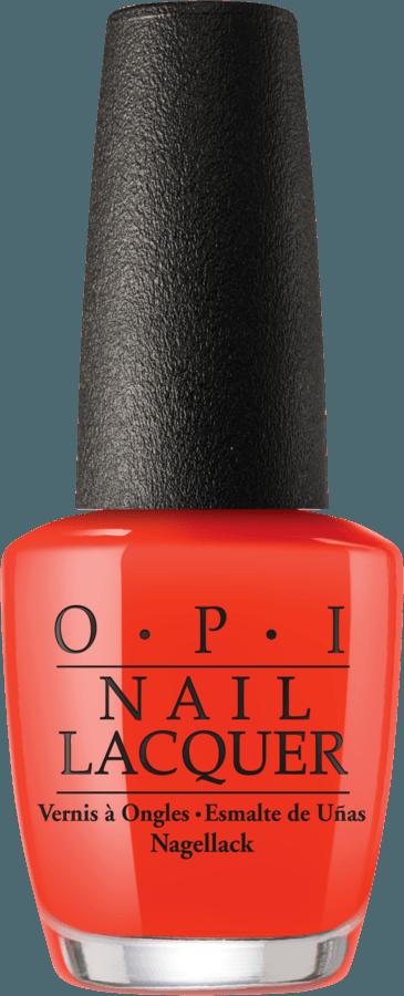 OPI Nail Polish, Living On The Bula-Vard NLF81
