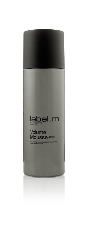 label.m Volume Mousse Schaumfestiger (200 ml)