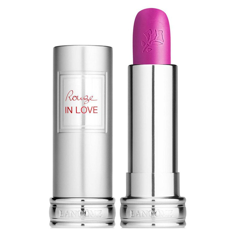 Lancôme Rouge in Love Lipstick #381B Violette Coquette