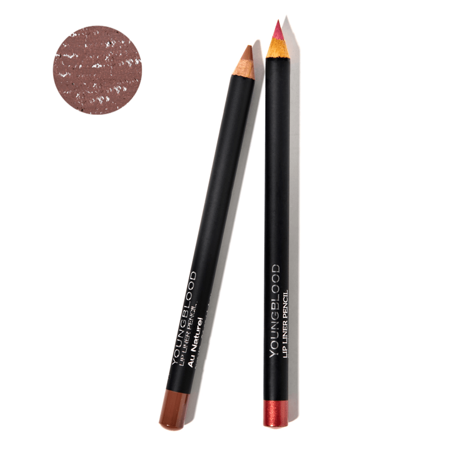 Youngblood Lip Liner Pencil, Mocha