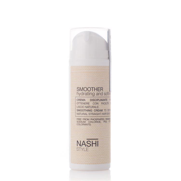Nashi Argan Style Smoother Hydrating And Softner Smoothing Cream