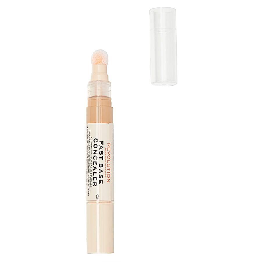 Makeup Revolution Fast Base Concealer, C5 (3 ml)