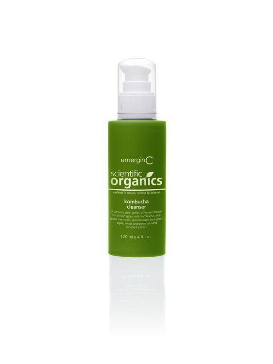 emerginC Scientific Organics Kombucha Cleanser (120 ml)