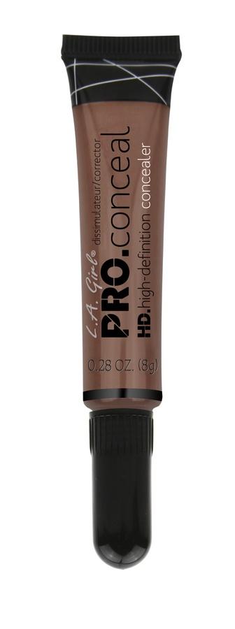 L.A. Girl Cosmetics Pro Conceal HD Concealer, Mahogany GC989 (8g)