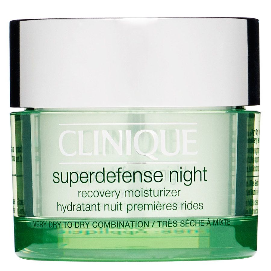 Clinique Superdefense Night Recovery Moisturizer Dry & Dry Combination Skin (50 ml)