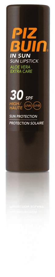 Piz Buin In Sun Aloe Vera Extra Care Sonnenschutz-Stift mit LSF 30