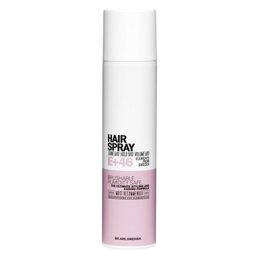E+46 Hair Spray 300ml