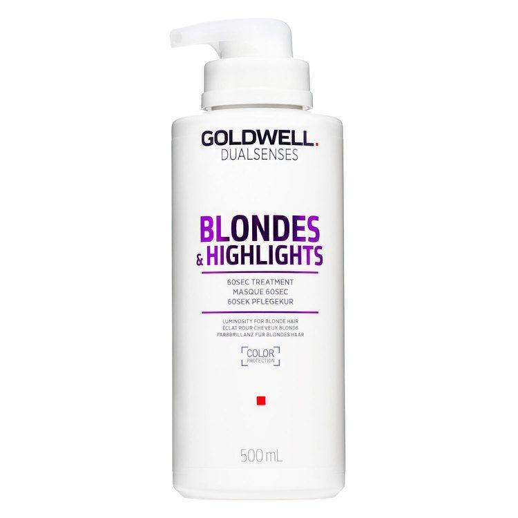 Goldwell Dualsenses Blondes & Highlights 60sec Treatment (500 ml)