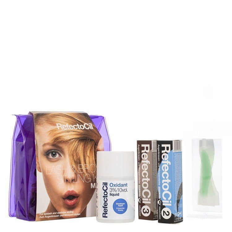 RefectoCil Lash & Brow Styling Kit