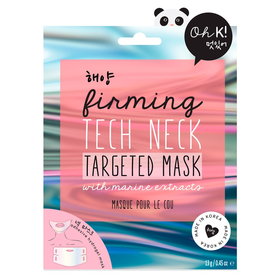 Oh K! Firming Tech Neck Sheet Mask (13 g)