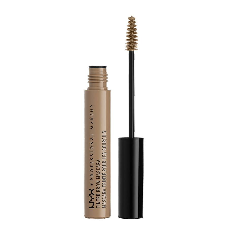 NYX Professional Makeup Tinted Brow Augenbrauen-Mascara, Blond
