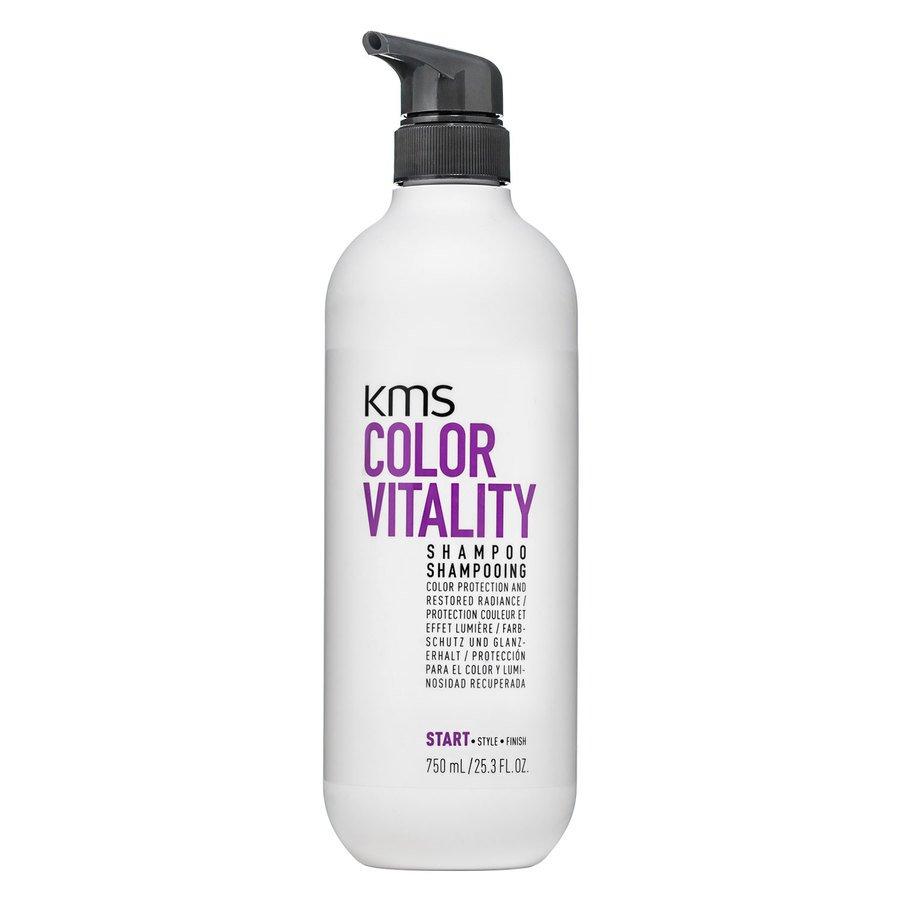 Kms Color Vitality Shampoo (750 ml)