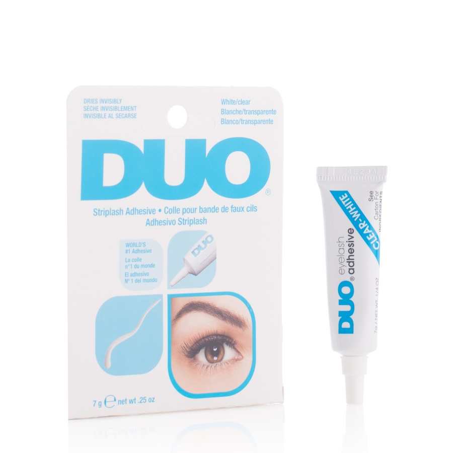 Duo Striplash Adhesive (7 g), Klar