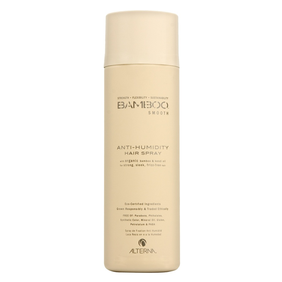 Alterna Bamboo Smooth Anti-Humidity Hairspray (250 ml)