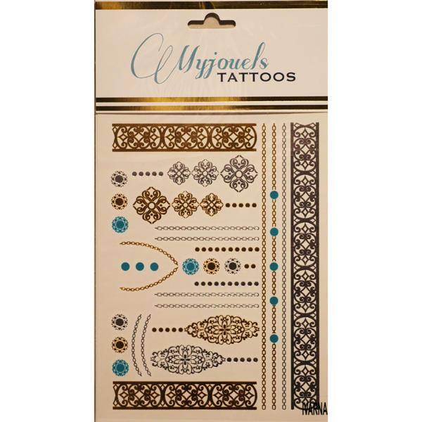 Myjouels Tattoos, Ivarna