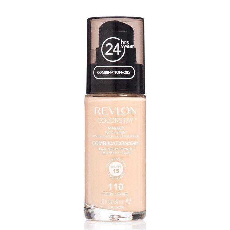 Revlon Colorstay Makeup Combination/Oily Skin, 110 Ivory (30 ml)