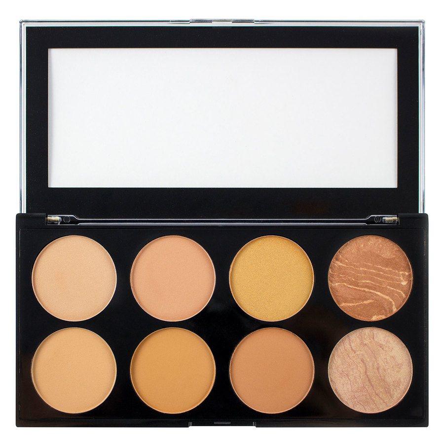 Makeup Revolution Blush & Contour Palette All about Bronzed 13g