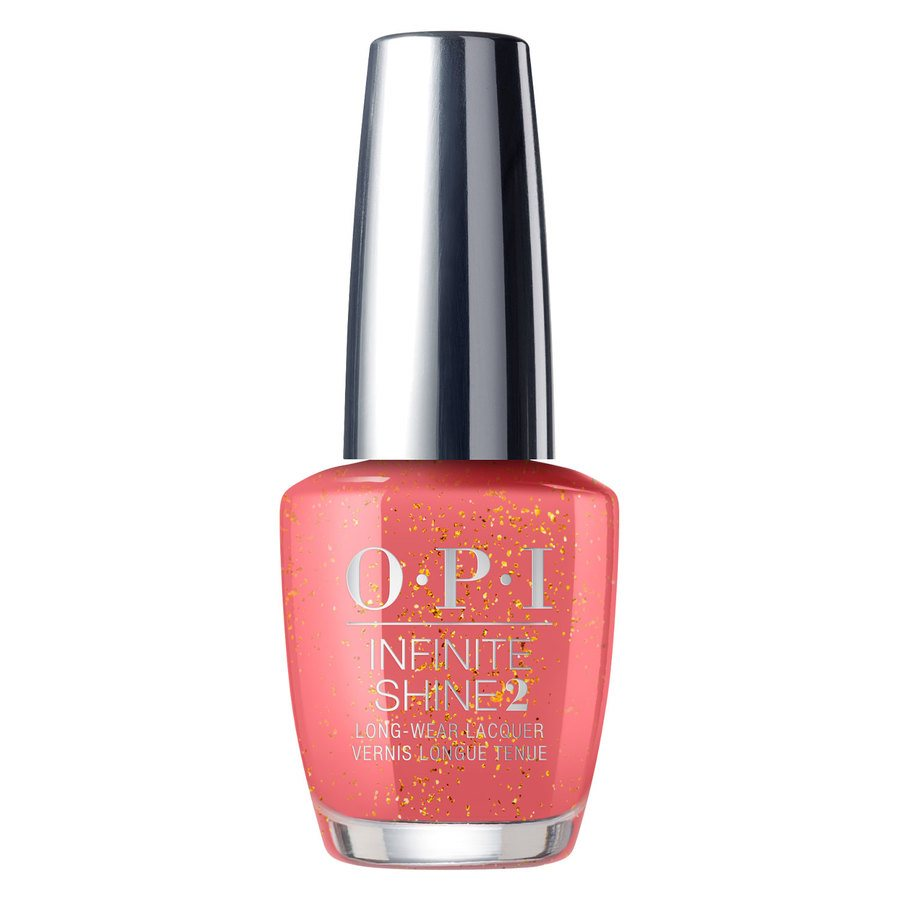OPI Infinite Shine, Mural Mural On The Wall (15 ml)
