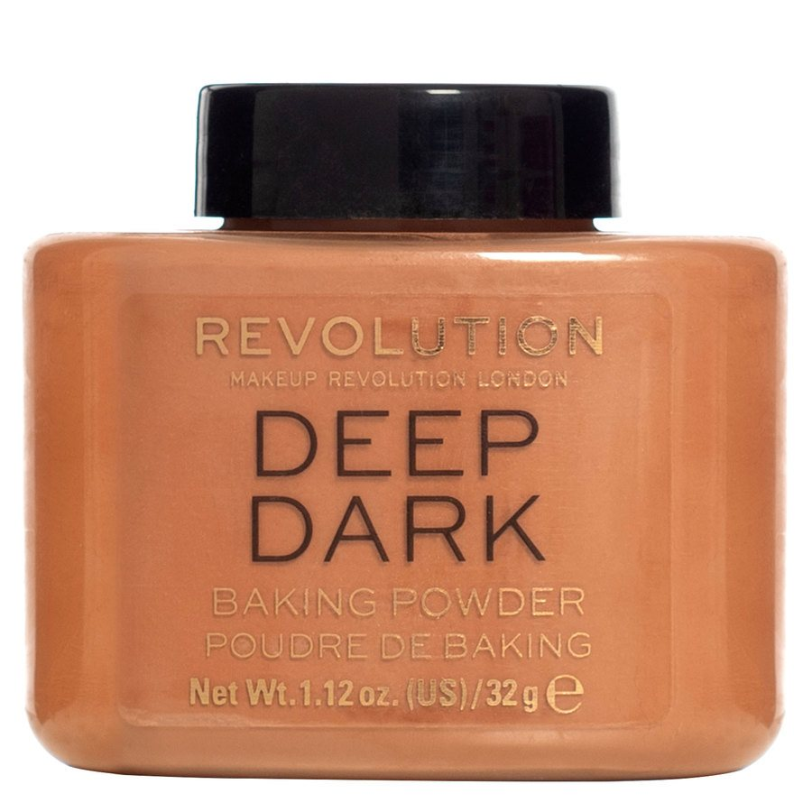 Revolution Loose Baking Powder Deep, Dark