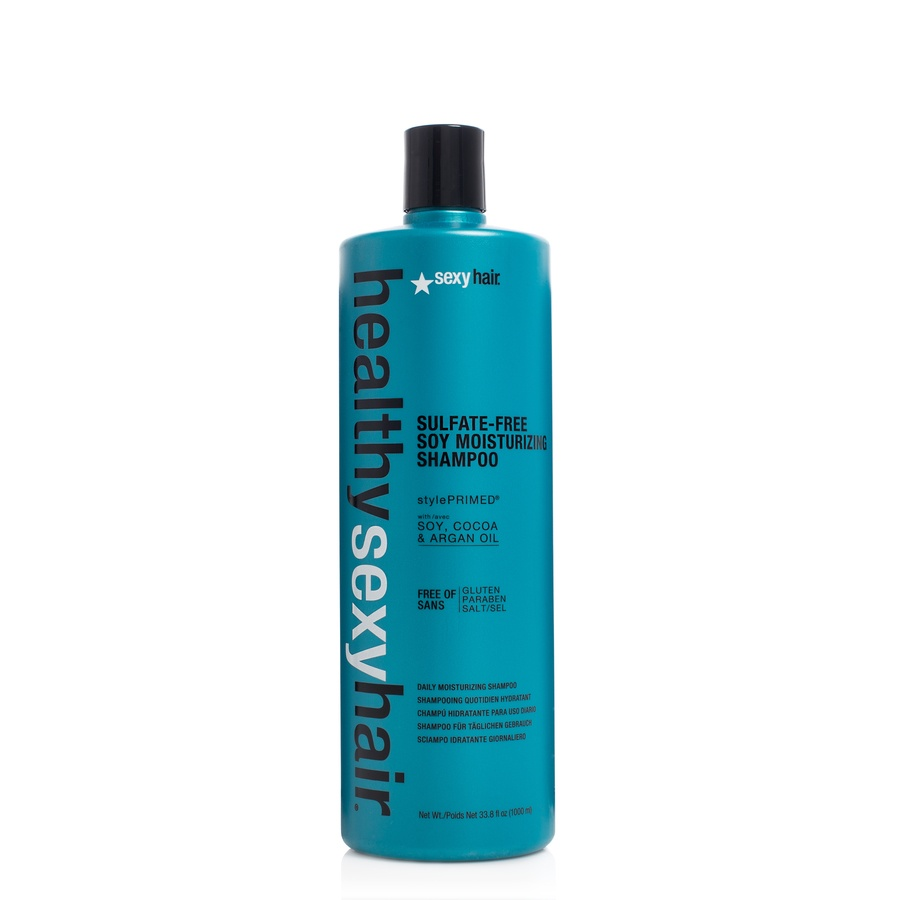 Healthy Sexy Hair Soymilk Shampoo (1000 ml)