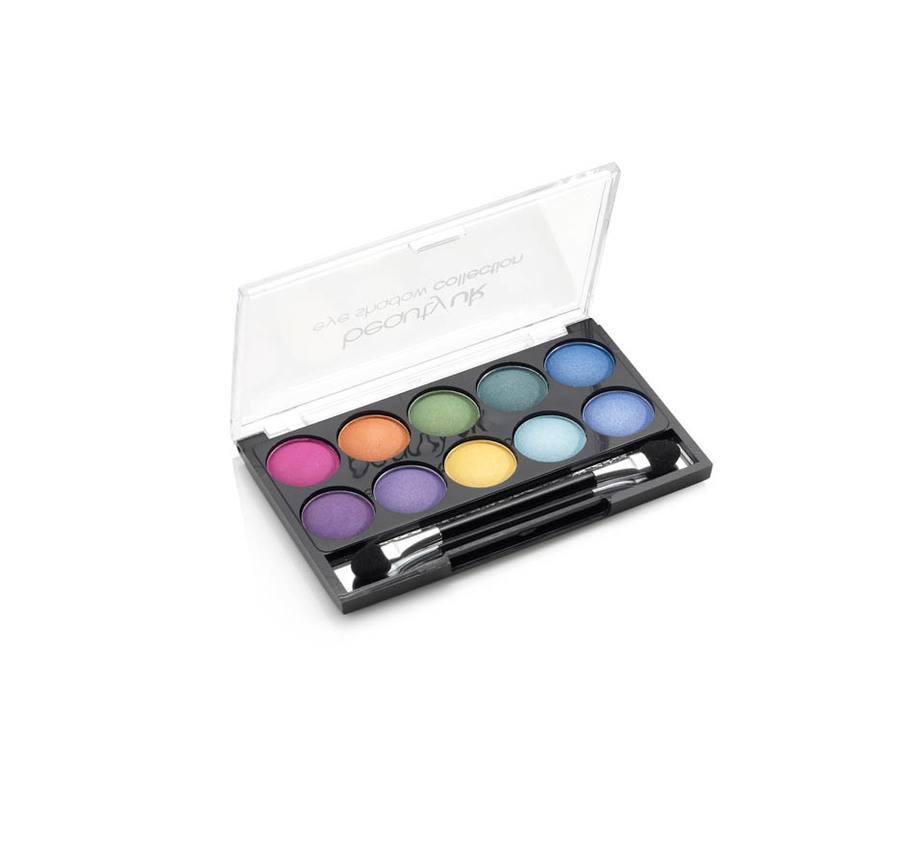 Beauty UK Eyeshadow Palette no. 2, Soho