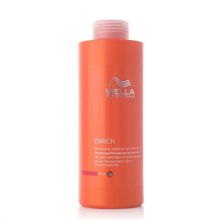 Wella Professionals Enrich Moisturizing Conditioner Dickes/kräftiges Haar (1000 ml)
