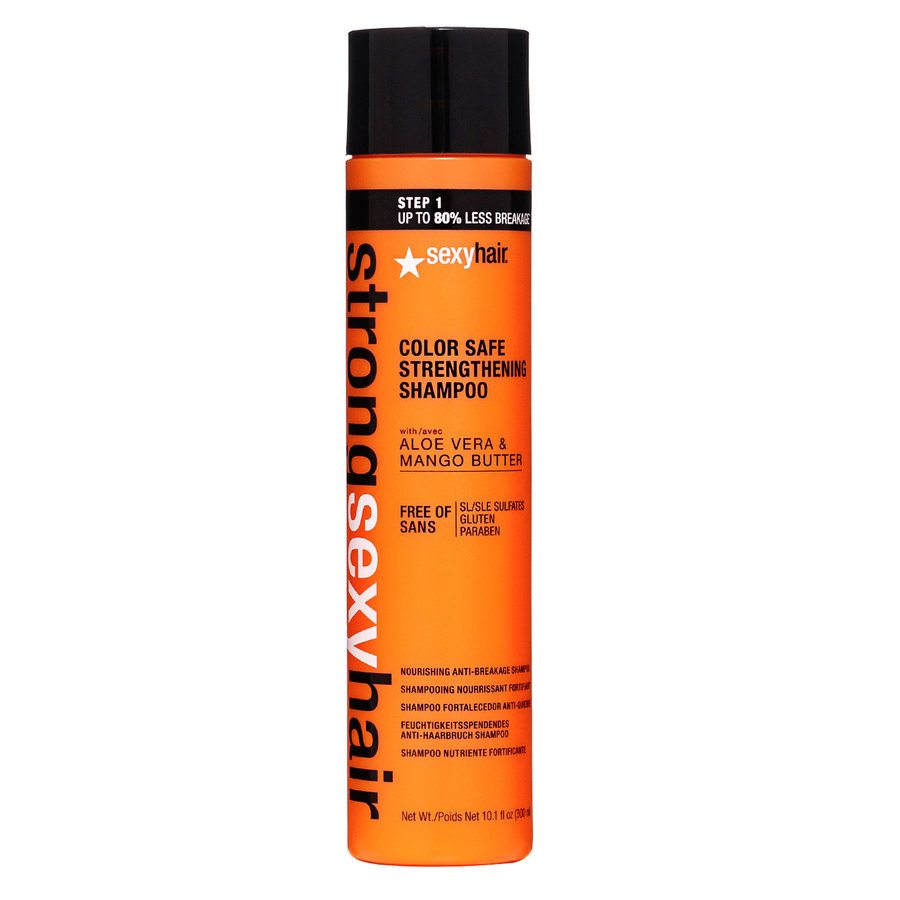 Strong Sexy Hair Strengthening Shampoo 300ml